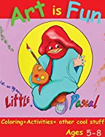 Art is Fun with little Pascal vol 3: Abbybooks4kids