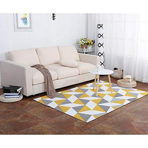 Semplice Moderna del Fumetto Coperta di Zona Salotto Moderno Divano da Letto Bedside Domestica Piano Materasso Carpet Rettangolo 3.23 (Color : B, Size : 140 x 200 m)