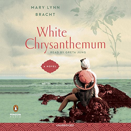 White Chrysanthemum audiobook cover art