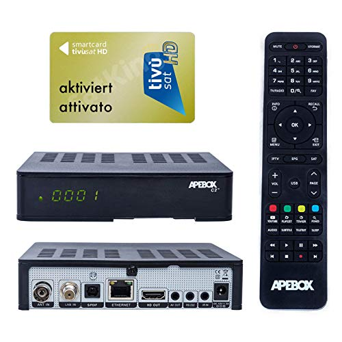 Apebox -   C2 4K Uhd 2160p