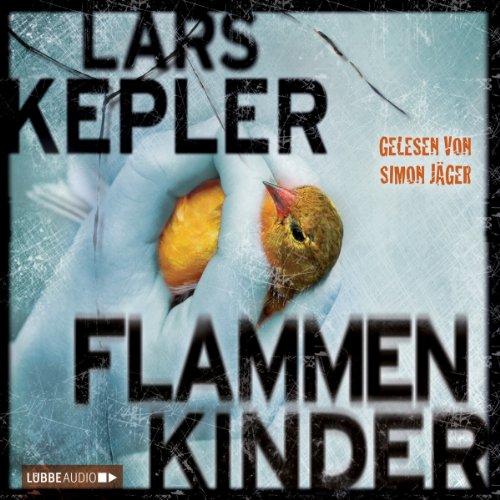 Flammenkinder audiobook cover art