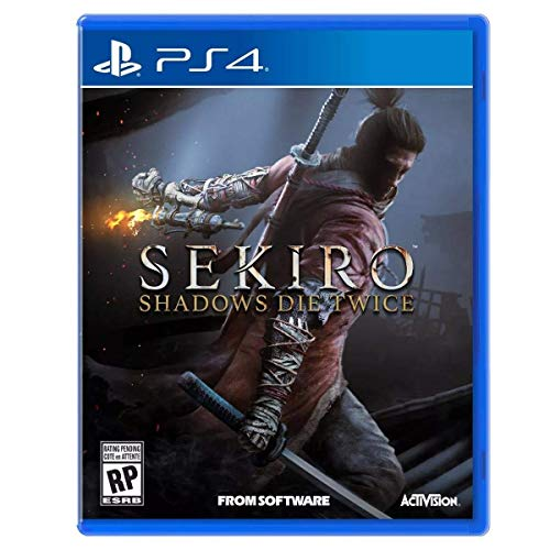 Sekiro: Shadows Die Twice - PlayStation 4