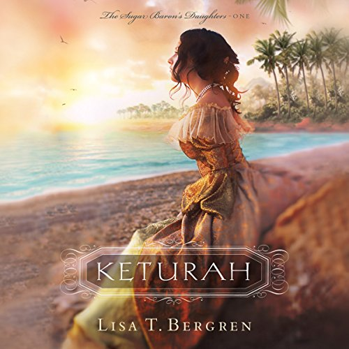 Keturah audiobook cover art