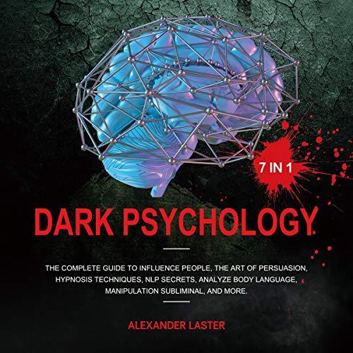 Dark Psychology 7 in 1 cover art