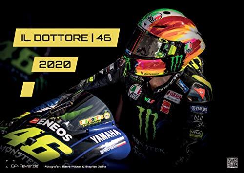 IL DOTTORE | 46 - Valentino Rossi - 2020 - Kalender - Format: A3 | MotoGP