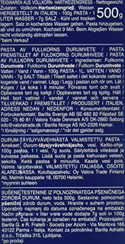 Barilla Vollkorn Pasta Penne Rigate Integrale – 6er Pack (6 x 500g) - 7