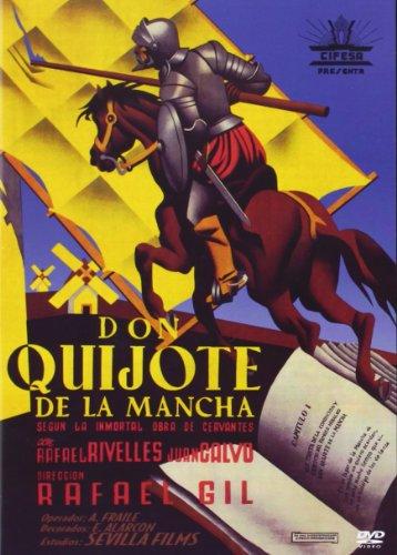 Don Quijote de la Mancha DVD 1947