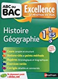 ABC du BAC Excellence Histoire-Géographie 1re L-ES