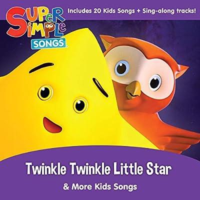 Twinkle Twinkle Little Star & More Kids Songs