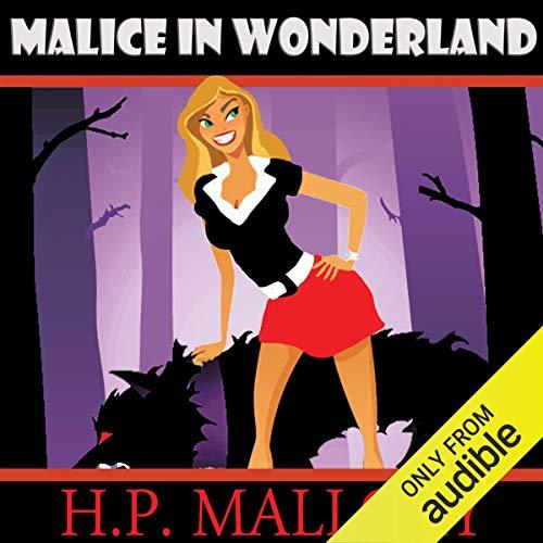 Malice in Wonderland cover art