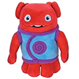 Dreamworks Home 13cm Plush Soft Toy OH - RED by Dreamworks Home