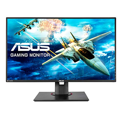 ASUS VG278QF, 27'' FHD (1920 x 1080) Esports Gaming monitor, 0.5ms, up to 165Hz, DP, HDMI, DVI, FreeSync, Low Blue Light, Flicker Free, TUV Certified