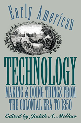 Early American Technology: Making and Doing Things From the Colonial Era to 1850 (Institute of Early American History and Culture)の詳細を見る