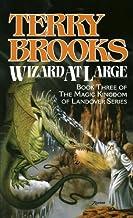 Wizard at Large (Magic Kingdom of Landover series Book 3)