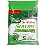Scotts 3219 Turf Builder Starter Lawn Food for New Grass 24-25-4