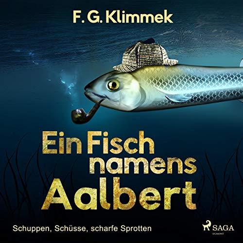 Ein Fisch namens Aalbert cover art