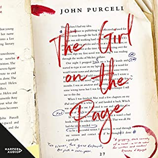 The Girl on the Page cover art