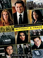Without A Trace - Spurlos verschwunden - 4. Staffel