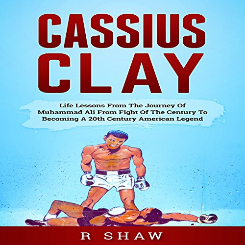 Cassius Clay audiobook cover art