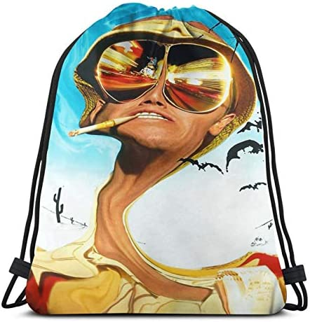 Fear And Loathing In Las Vegas Pullover Hoodie 1 Drawstg Bag Sports Fitness Bag Travel Bag Gift product image