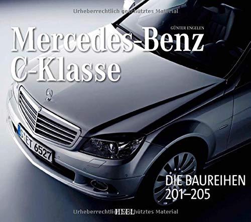 Mercedes-Benz C-Klasse: Die Baureihen 201-205