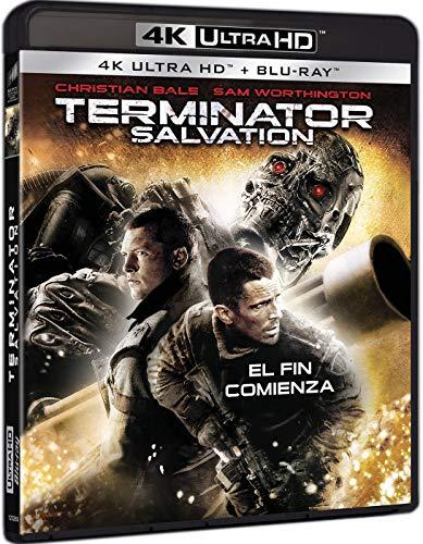 Terminator Salvation (4K Ultra HD + BD) [Blu-ray]
