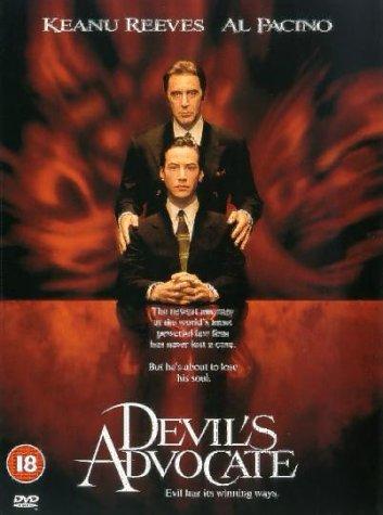 DEVILS ADVOCATE - DEVILS ADVOCATE (1 DVD)
