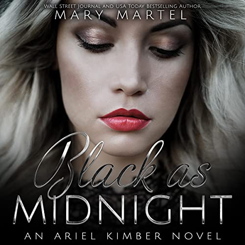 Black as Midnight Audiobook By Mary Martel cover art