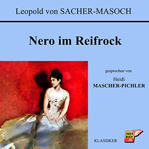 Nero im Reifrock audiobook cover art