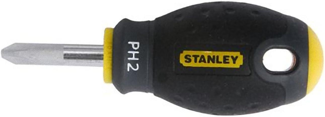 Multicolor Stanley 0-62-571 Phillips-Screwdriver PZ2