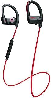 Jabra Wireless Stereo Sports Bluetooth Headphones , Red, (Sport Pace)