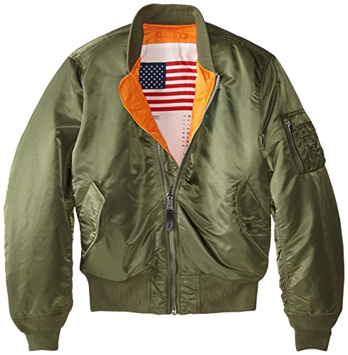 Bomber Jacket Mens Alpha Industries