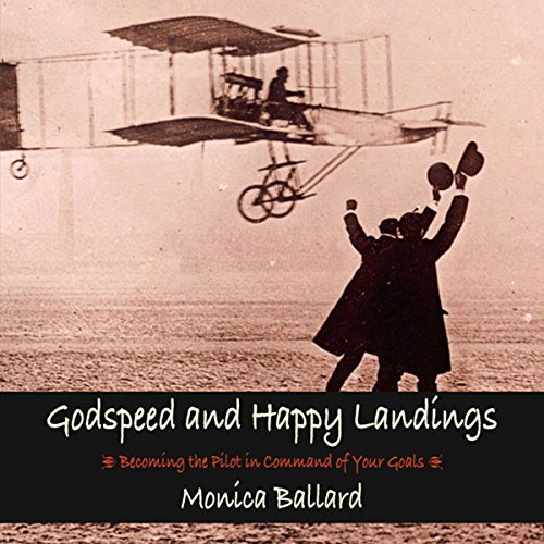 Godspeed and Happy Landings audiobook cover art