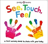 See, Touch, Feel (A First Sensory Book)