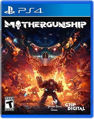 Mothergunship PlayStation 4 product image