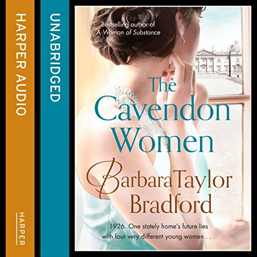 The Cavendon Women audiobook cover art