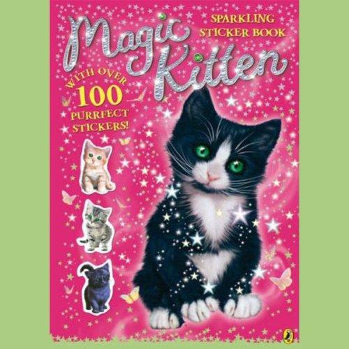 Magic Kitten audiobook cover art