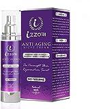 IZZORI Pure Anti Aging Day and Night Cream with Hyaluronic Acid, Retinol, Jojoba