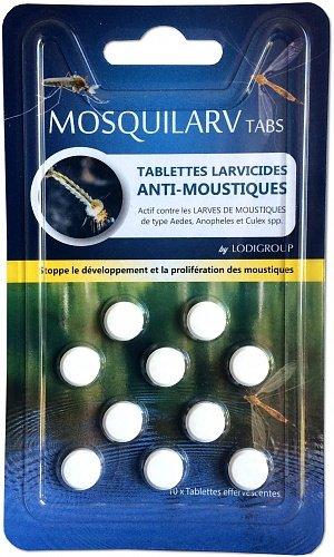 MOSQUILARV I7161 Tabs, Bleu, 0,91 x 0,05 x 16 cm