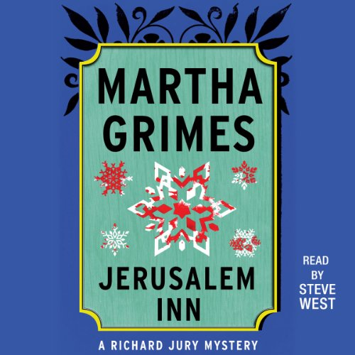 Jerusalem Inn audiobook cover art