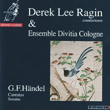 Handel: Cantatas Sonatas