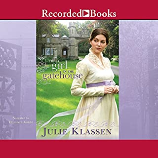 The Girl in the Gatehouse audiobook cover art