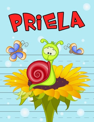 Priela: Personalized Book with Child