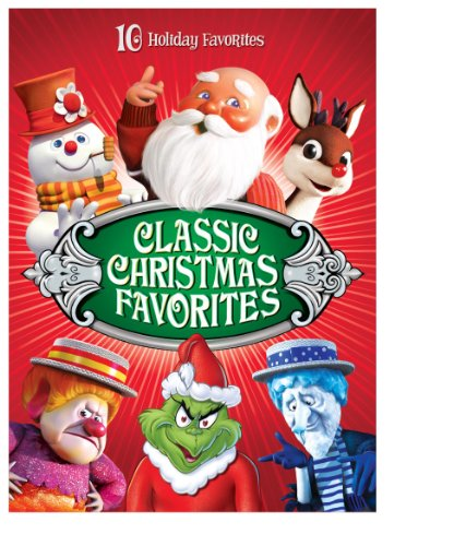 Classic Christmas Favorites (Repackage/DVD)