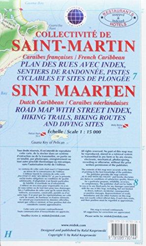 Saint-Martin/Sint Maarten  1 : 15.000: CARAIB.1400