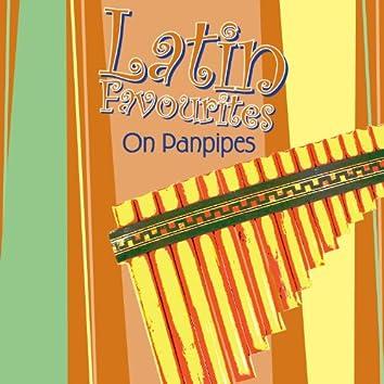 Latin Favourites (On Panpipes)
