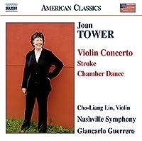 Tower: Violin Concerto/Stroke/