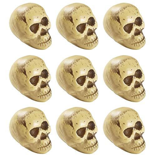 Widmann S.R.L, 9 crânes 5 CM SAC