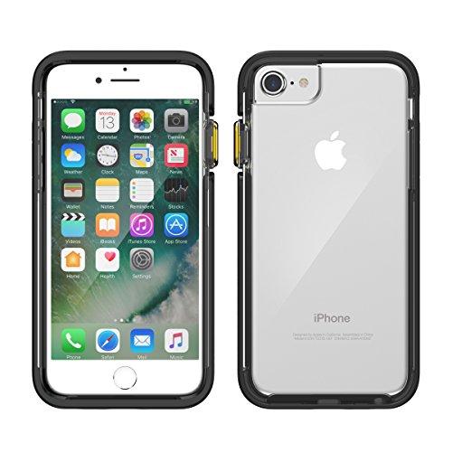 iPhone 8 Case   Pelican Ambassador Case - fits iPhone 6s/7/8 (Clear/Black)