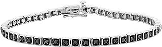 real black diamond bracelet